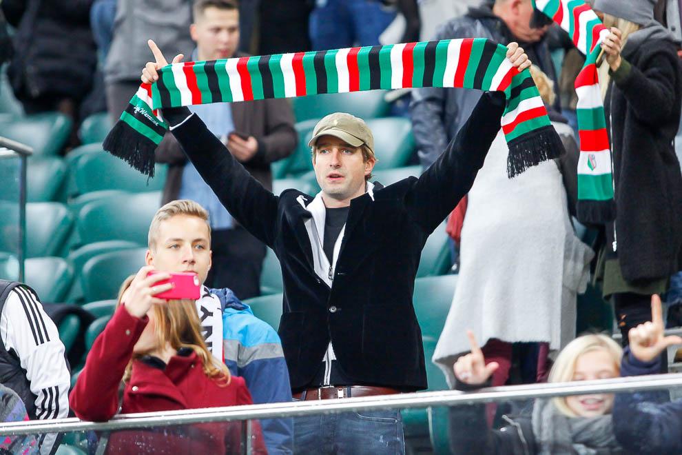 Legia Warszawa 2-1 Lech Poznań - fot. Piotr Galas/wiadomosci24.pl (zdjęcie 5 z 62)