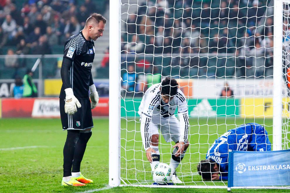 Legia Warszawa 2-1 Lech Poznań - fot. Piotr Galas/wiadomosci24.pl (zdjęcie 50 z 62)