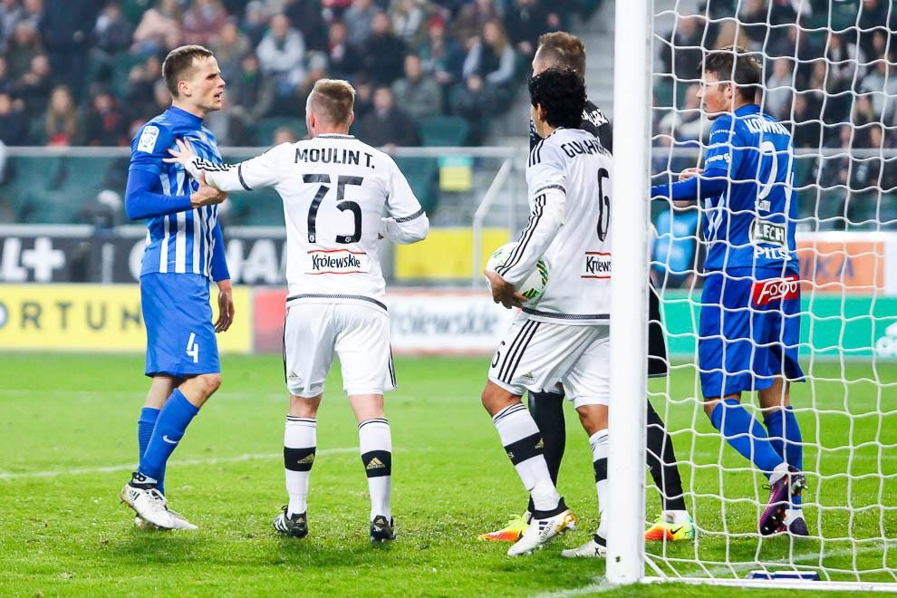 Legia Warszawa 2-1 Lech Poznań - fot. Piotr Galas/wiadomosci24.pl (zdjęcie 51 z 62)