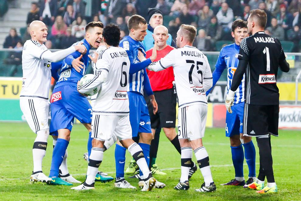 Legia Warszawa 2-1 Lech Poznań - fot. Piotr Galas/wiadomosci24.pl (zdjęcie 52 z 62)