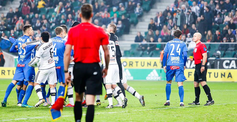 Legia Warszawa 2-1 Lech Poznań - fot. Piotr Galas/wiadomosci24.pl (zdjęcie 53 z 62)
