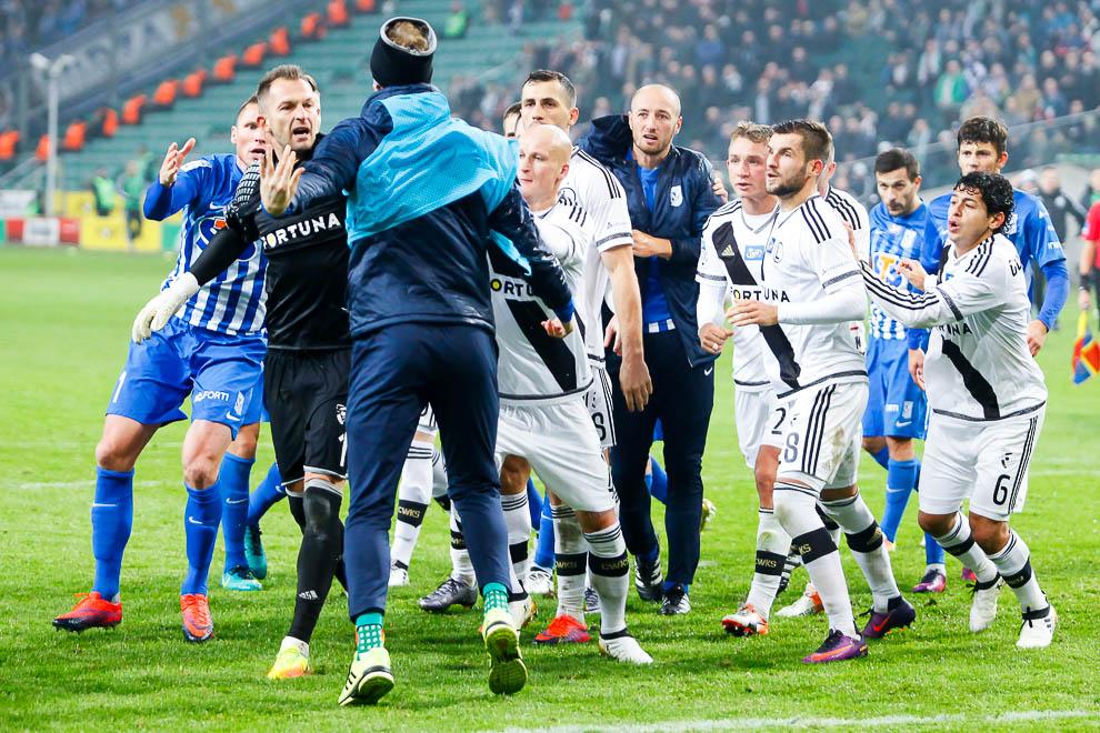 Legia Warszawa 2-1 Lech Poznań - fot. Piotr Galas/wiadomosci24.pl (zdjęcie 54 z 62)