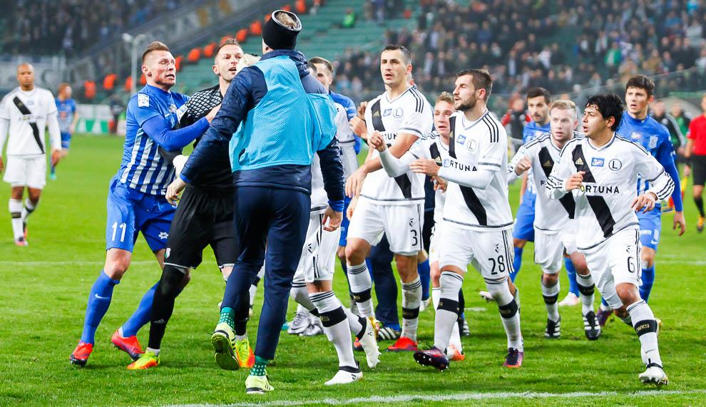 Legia Warszawa 2-1 Lech Poznań - fot. Piotr Galas/wiadomosci24.pl (zdjęcie 55 z 62)