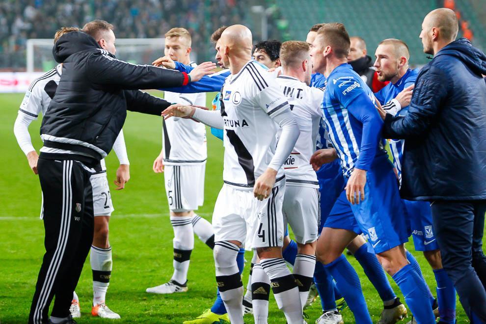 Legia Warszawa 2-1 Lech Poznań - fot. Piotr Galas/wiadomosci24.pl (zdjęcie 56 z 62)