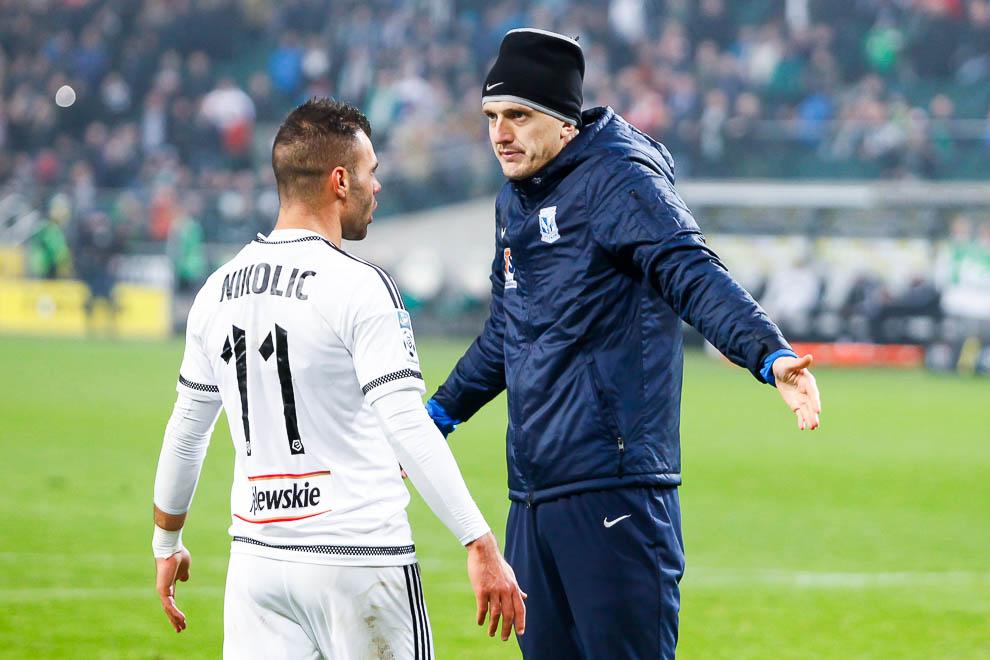 Legia Warszawa 2-1 Lech Poznań - fot. Piotr Galas/wiadomosci24.pl (zdjęcie 58 z 62)