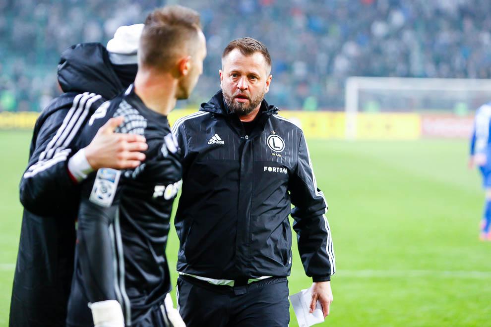 Legia Warszawa 2-1 Lech Poznań - fot. Piotr Galas/wiadomosci24.pl (zdjęcie 59 z 62)