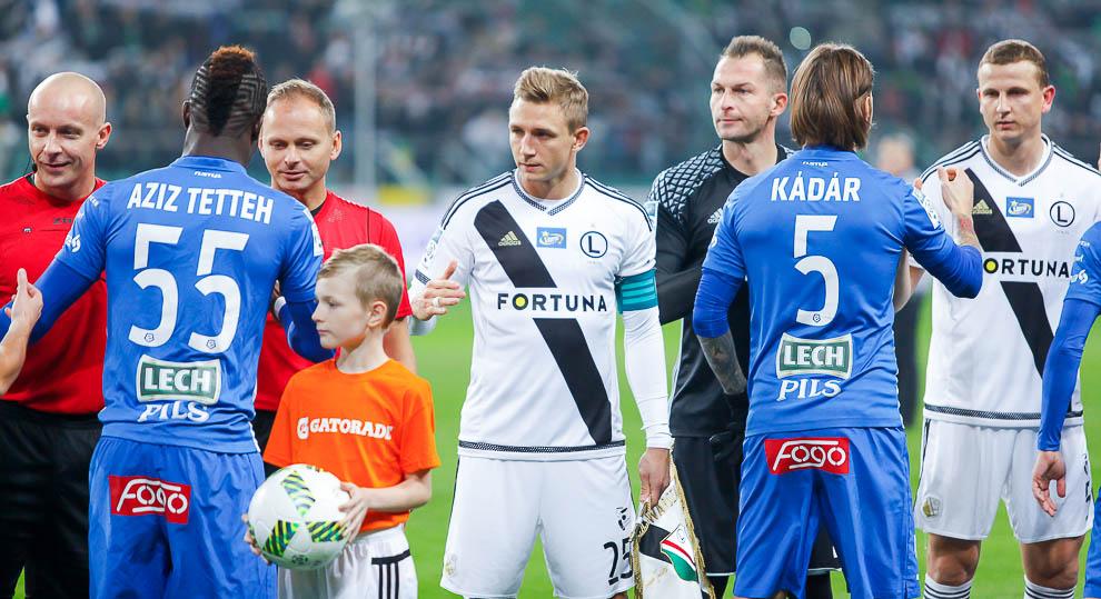 Legia Warszawa 2-1 Lech Poznań - fot. Piotr Galas/wiadomosci24.pl (zdjęcie 6 z 62)