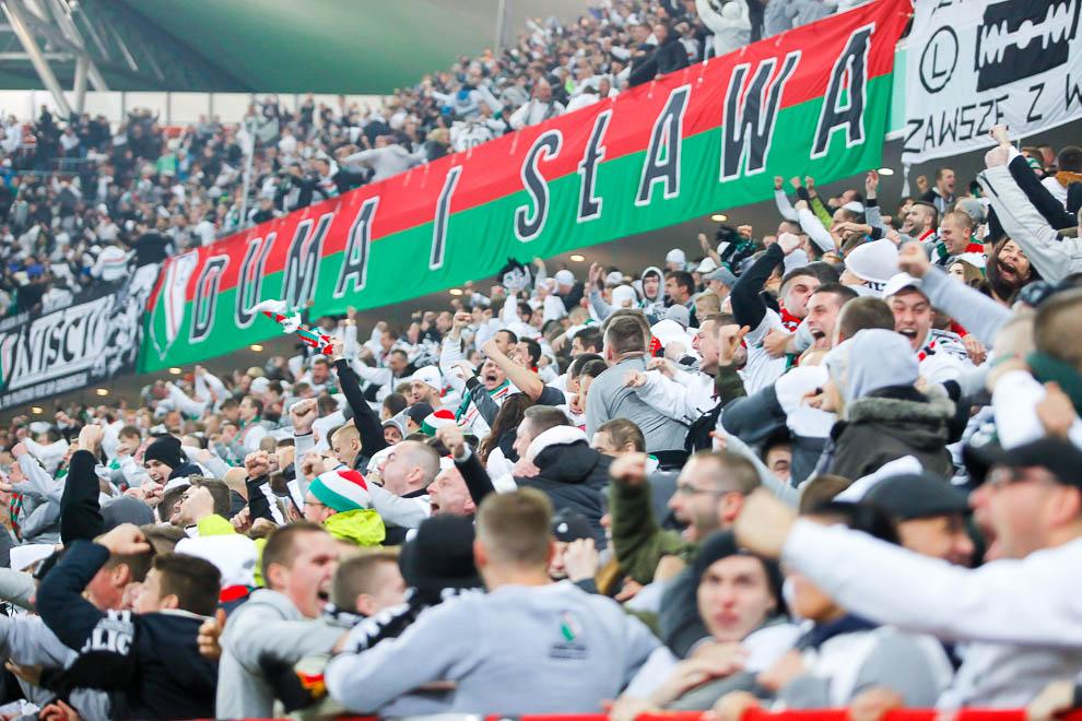 Legia Warszawa 2-1 Lech Poznań - fot. Piotr Galas/wiadomosci24.pl (zdjęcie 60 z 62)