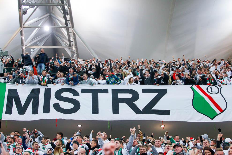 Legia Warszawa 2-1 Lech Poznań - fot. Piotr Galas/wiadomosci24.pl (zdjęcie 61 z 62)