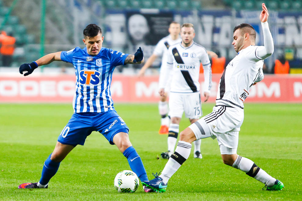 Legia Warszawa 2-1 Lech Poznań - fot. Piotr Galas/wiadomosci24.pl (zdjęcie 8 z 62)