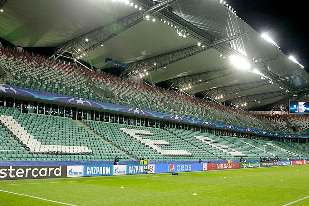 Poważnie Zdjęcia: Legia Warszawa 3-3 Real Madryt / fot. Hagi - legionisci.com YU26