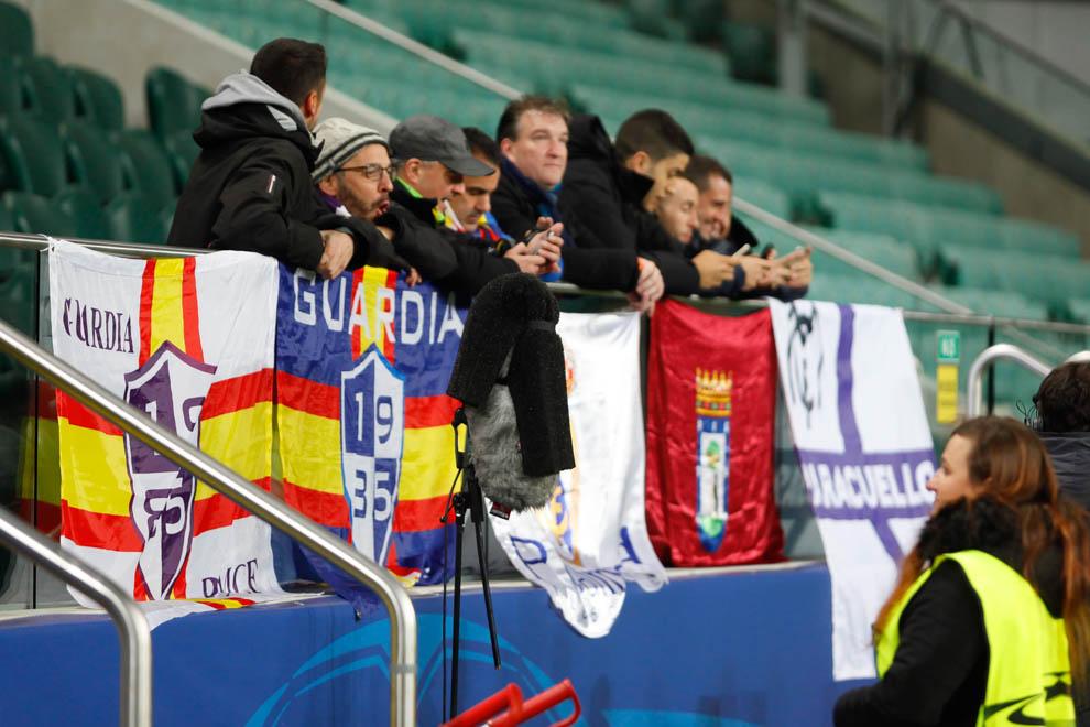 Legia Warszawa 3-3 Real Madryt - fot. Piotr Galas/wiadomosci24.pl (zdjęcie 1 z 42)
