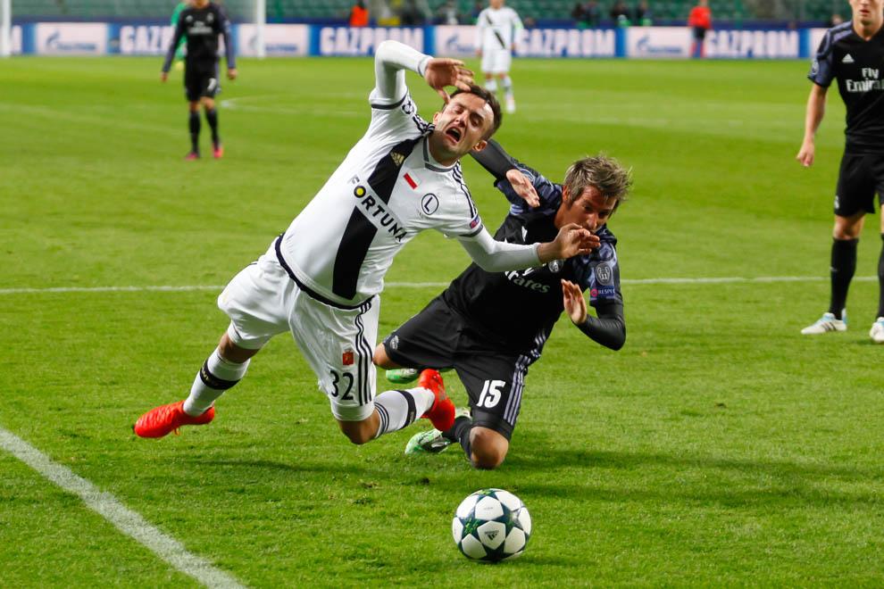 Legia Warszawa 3-3 Real Madryt - fot. Piotr Galas/wiadomosci24.pl (zdjęcie 12 z 42)