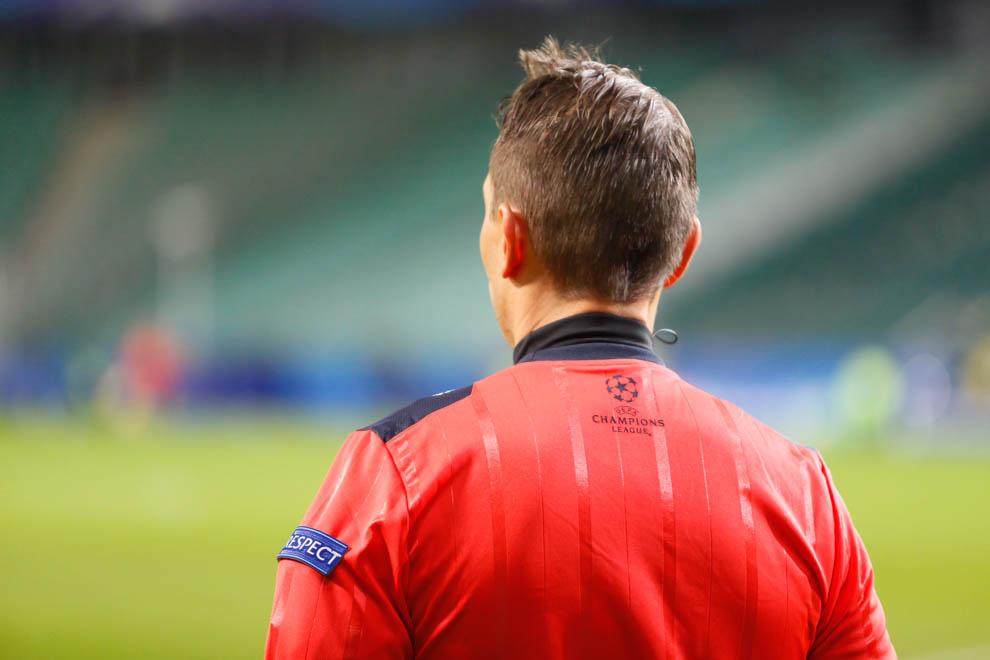 Legia Warszawa 3-3 Real Madryt - fot. Piotr Galas/wiadomosci24.pl (zdjęcie 13 z 42)