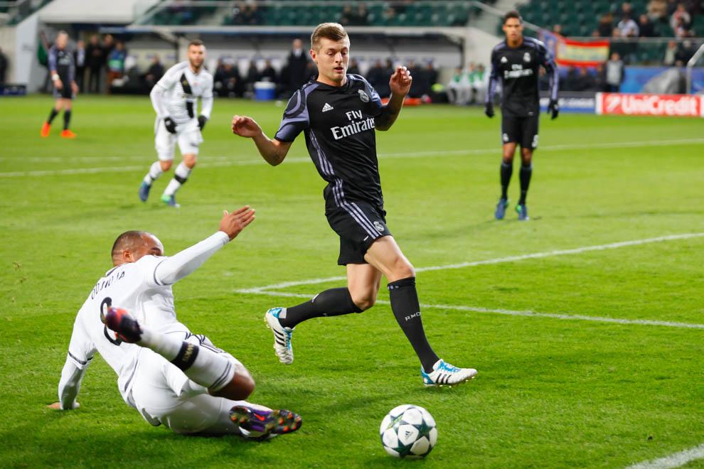 Legia Warszawa 3-3 Real Madryt - fot. Piotr Galas/wiadomosci24.pl (zdjęcie 14 z 42)
