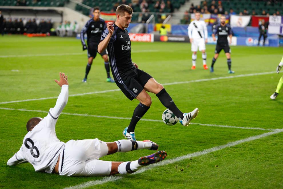Legia Warszawa 3-3 Real Madryt - fot. Piotr Galas/wiadomosci24.pl (zdjęcie 15 z 42)