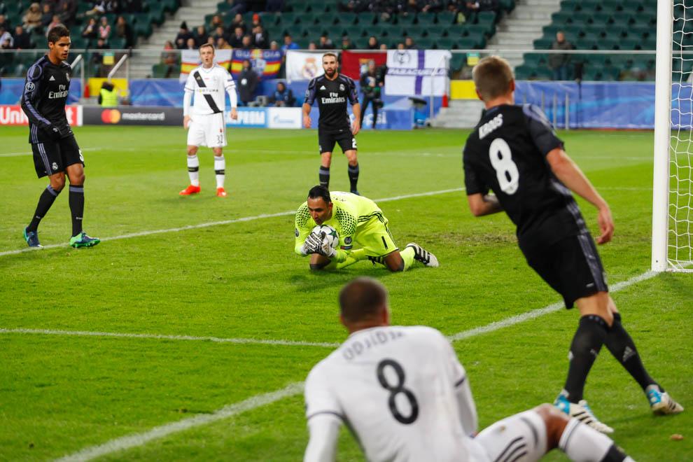 Legia Warszawa 3-3 Real Madryt - fot. Piotr Galas/wiadomosci24.pl (zdjęcie 16 z 42)