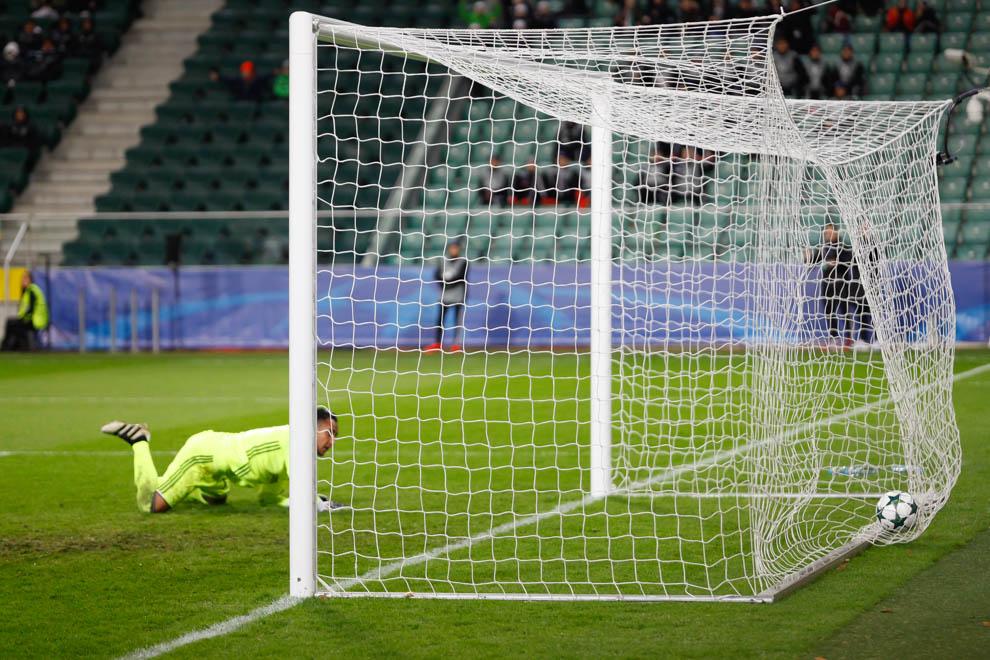 Legia Warszawa 3-3 Real Madryt - fot. Piotr Galas/wiadomosci24.pl (zdjęcie 18 z 42)