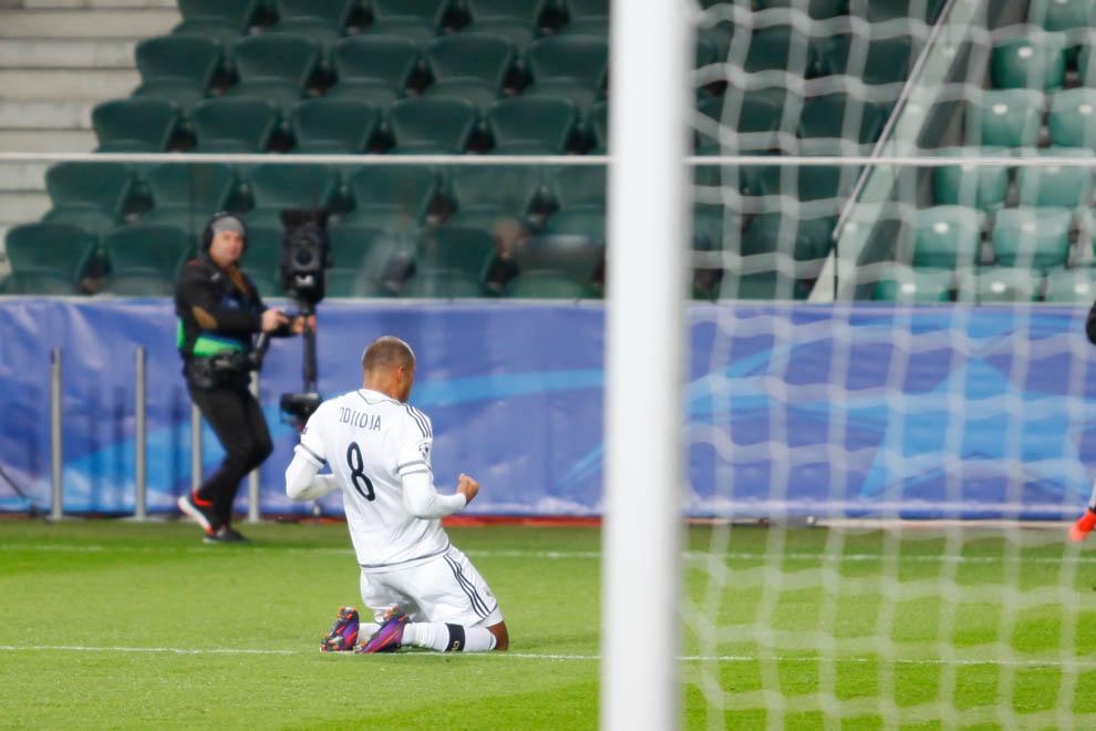 Legia Warszawa 3-3 Real Madryt - fot. Piotr Galas/wiadomosci24.pl (zdjęcie 19 z 42)