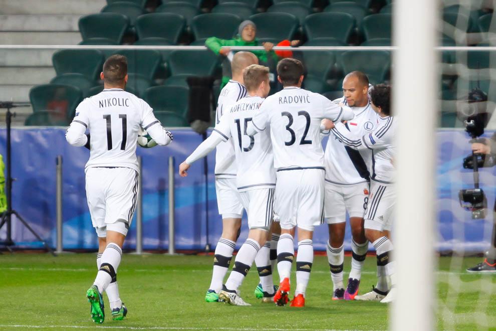 Legia Warszawa 3-3 Real Madryt - fot. Piotr Galas/wiadomosci24.pl (zdjęcie 20 z 42)