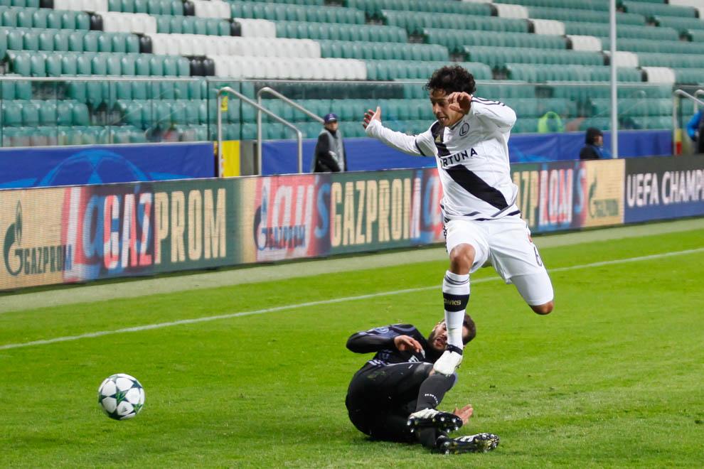 Legia Warszawa 3-3 Real Madryt - fot. Piotr Galas/wiadomosci24.pl (zdjęcie 22 z 42)