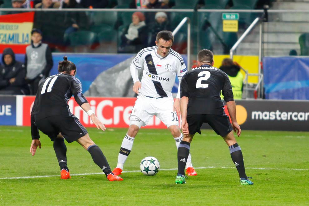 Legia Warszawa 3-3 Real Madryt - fot. Piotr Galas/wiadomosci24.pl (zdjęcie 23 z 42)