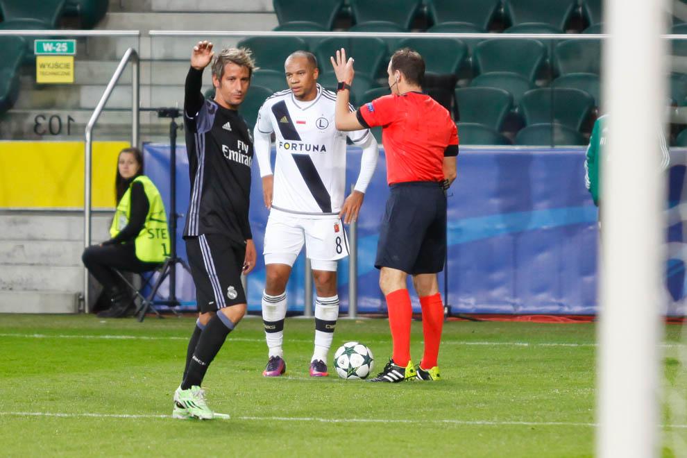 Legia Warszawa 3-3 Real Madryt - fot. Piotr Galas/wiadomosci24.pl (zdjęcie 24 z 42)