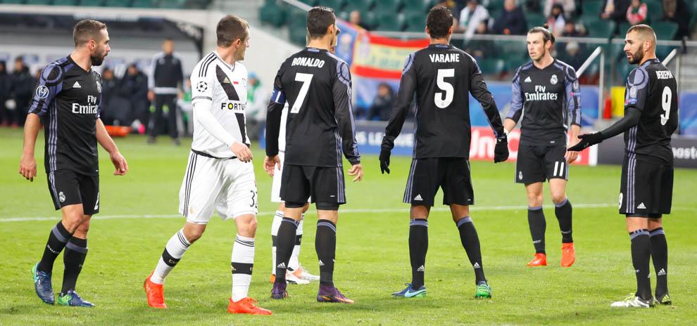 Legia Warszawa 3-3 Real Madryt - fot. Piotr Galas/wiadomosci24.pl (zdjęcie 25 z 42)