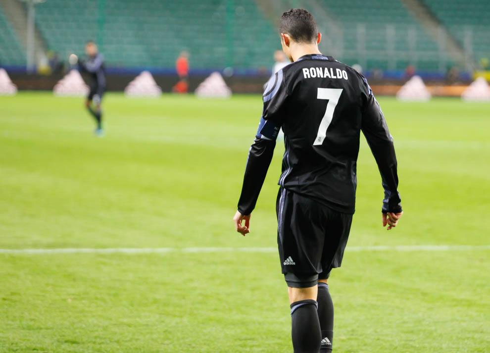 Legia Warszawa 3-3 Real Madryt - fot. Piotr Galas/wiadomosci24.pl (zdjęcie 29 z 42)