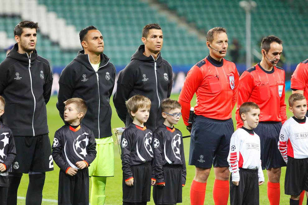 Legia Warszawa 3-3 Real Madryt - fot. Piotr Galas/wiadomosci24.pl (zdjęcie 3 z 42)