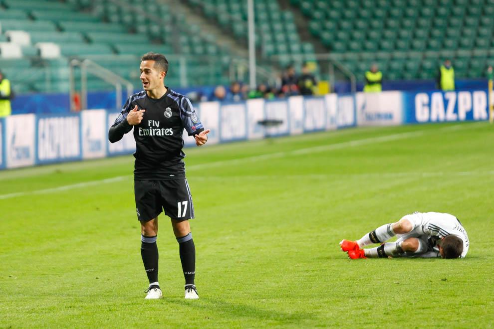 Legia Warszawa 3-3 Real Madryt - fot. Piotr Galas/wiadomosci24.pl (zdjęcie 39 z 42)