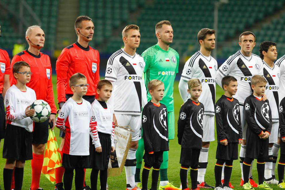 Legia Warszawa 3-3 Real Madryt - fot. Piotr Galas/wiadomosci24.pl (zdjęcie 4 z 42)
