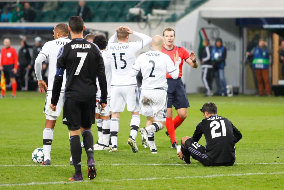 Legia Warszawa 3-3 Real Madryt - fot. Piotr Galas/wiadomosci24.pl (zdjęcie 40 z 42)