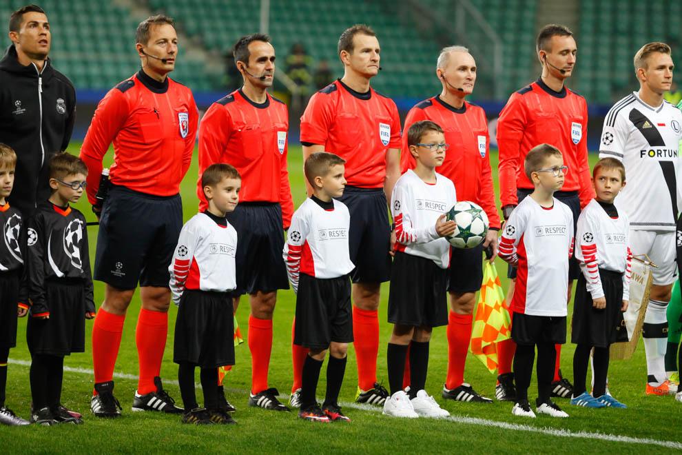 Legia Warszawa 3-3 Real Madryt - fot. Piotr Galas/wiadomosci24.pl (zdjęcie 5 z 42)