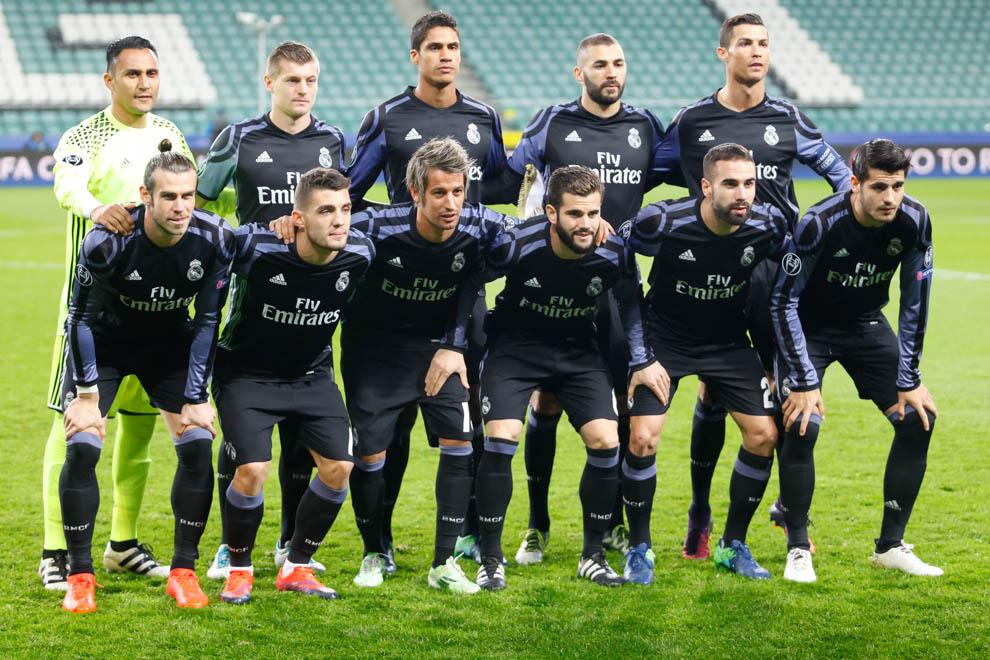 Legia Warszawa 3-3 Real Madryt - fot. Piotr Galas/wiadomosci24.pl (zdjęcie 7 z 42)