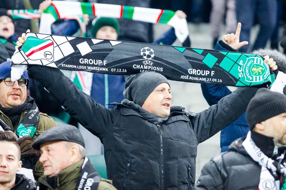 Legia Warszawa 1-0 Sporting Clube de Portugal - fot. Piotr Galas/wiadomosci24.pl (zdjęcie 1 z 27)