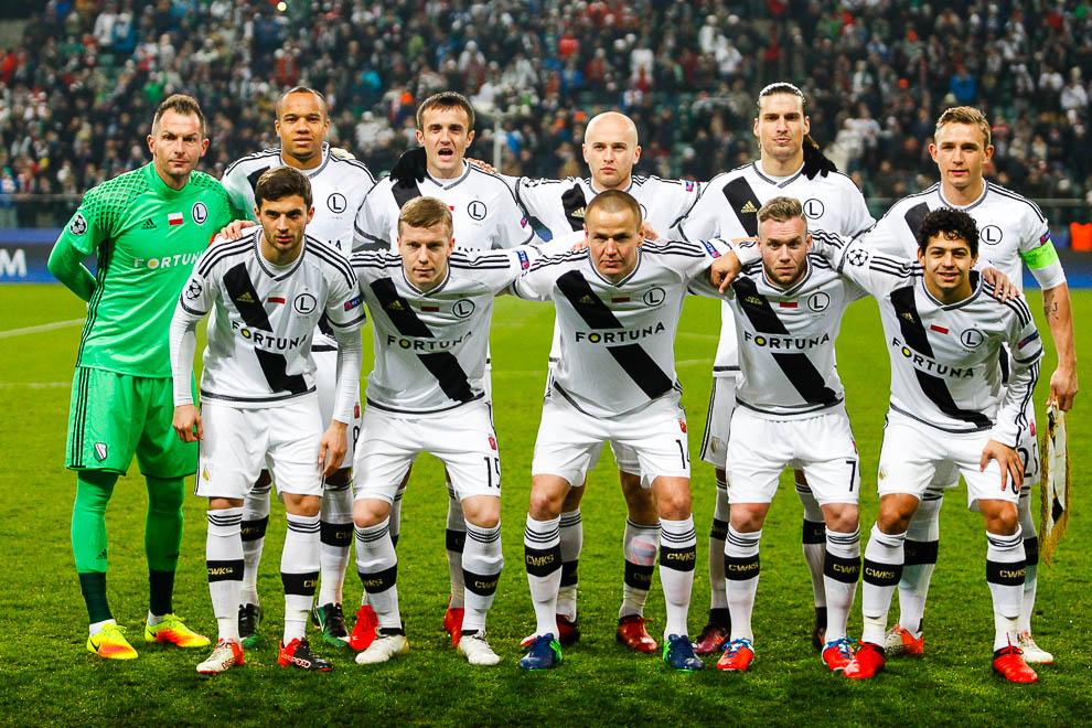 Legia Warszawa 1-0 Sporting Clube de Portugal - fot. Piotr Galas/wiadomosci24.pl (zdjęcie 10 z 27)
