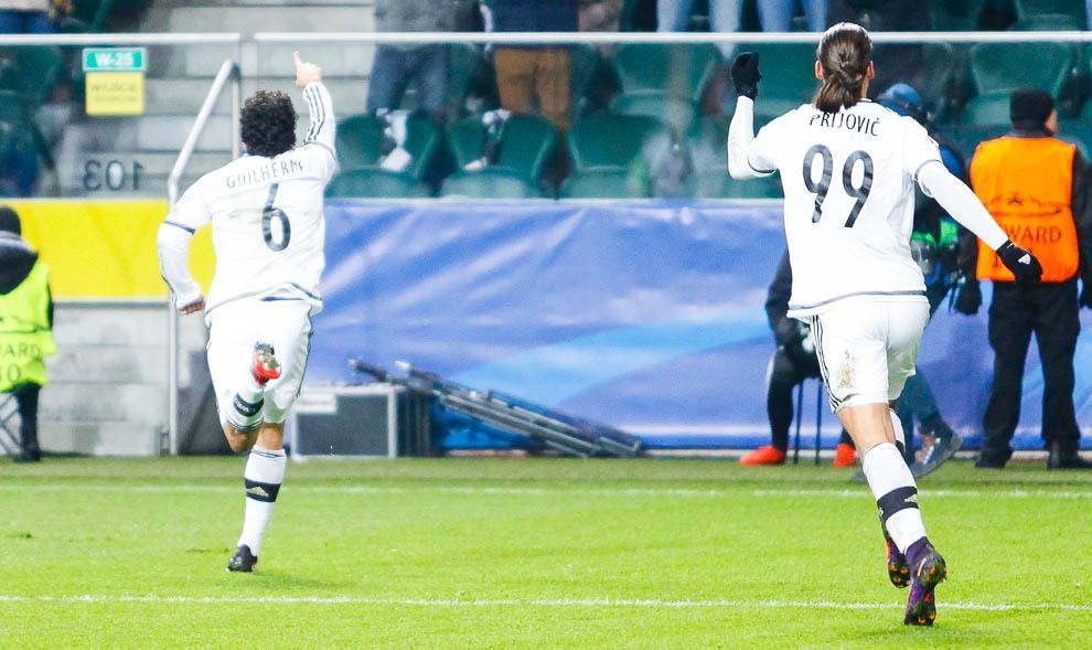 Legia Warszawa 1-0 Sporting Clube de Portugal - fot. Piotr Galas/wiadomosci24.pl (zdjęcie 14 z 27)