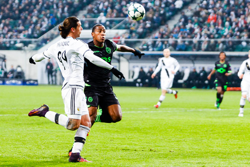 Legia Warszawa 1-0 Sporting Clube de Portugal - fot. Piotr Galas/wiadomosci24.pl (zdjęcie 15 z 27)