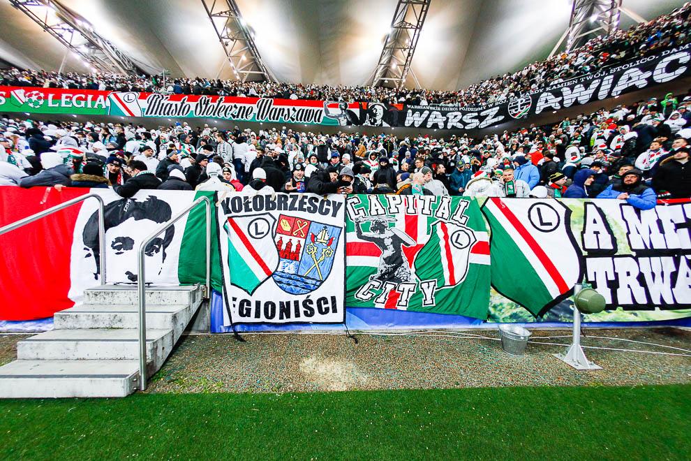 Legia Warszawa 1-0 Sporting Clube de Portugal - fot. Piotr Galas/wiadomosci24.pl (zdjęcie 16 z 27)
