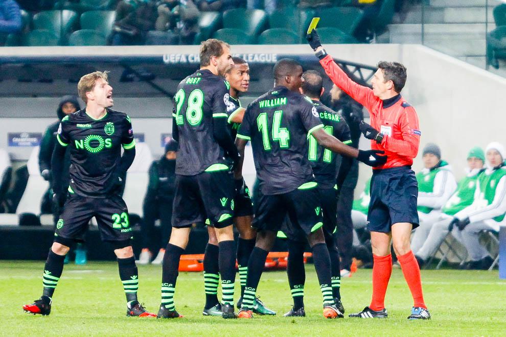 Legia Warszawa 1-0 Sporting Clube de Portugal - fot. Piotr Galas/wiadomosci24.pl (zdjęcie 18 z 27)