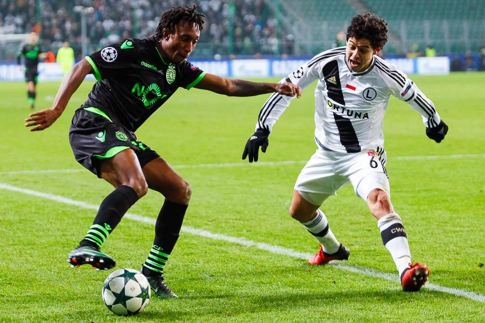Legia Warszawa 1-0 Sporting Clube de Portugal - fot. Piotr Galas/wiadomosci24.pl (zdjęcie 19 z 27)