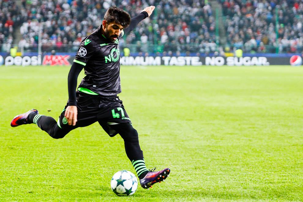 Legia Warszawa 1-0 Sporting Clube de Portugal - fot. Piotr Galas/wiadomosci24.pl (zdjęcie 20 z 27)