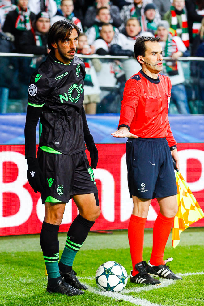 Legia Warszawa 1-0 Sporting Clube de Portugal - fot. Piotr Galas/wiadomosci24.pl (zdjęcie 24 z 27)