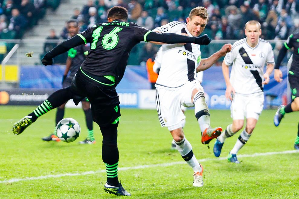 Legia Warszawa 1-0 Sporting Clube de Portugal - fot. Piotr Galas/wiadomosci24.pl (zdjęcie 27 z 27)