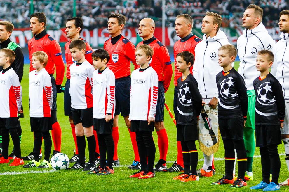Legia Warszawa 1-0 Sporting Clube de Portugal - fot. Piotr Galas/wiadomosci24.pl (zdjęcie 7 z 27)