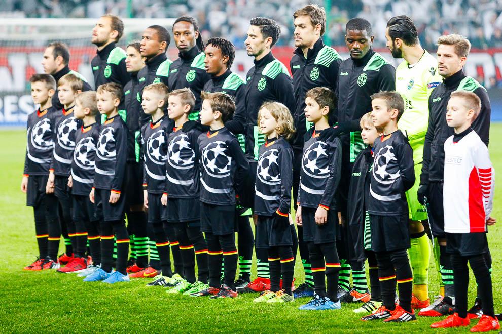 Legia Warszawa 1-0 Sporting Clube de Portugal - fot. Piotr Galas/wiadomosci24.pl (zdjęcie 8 z 27)