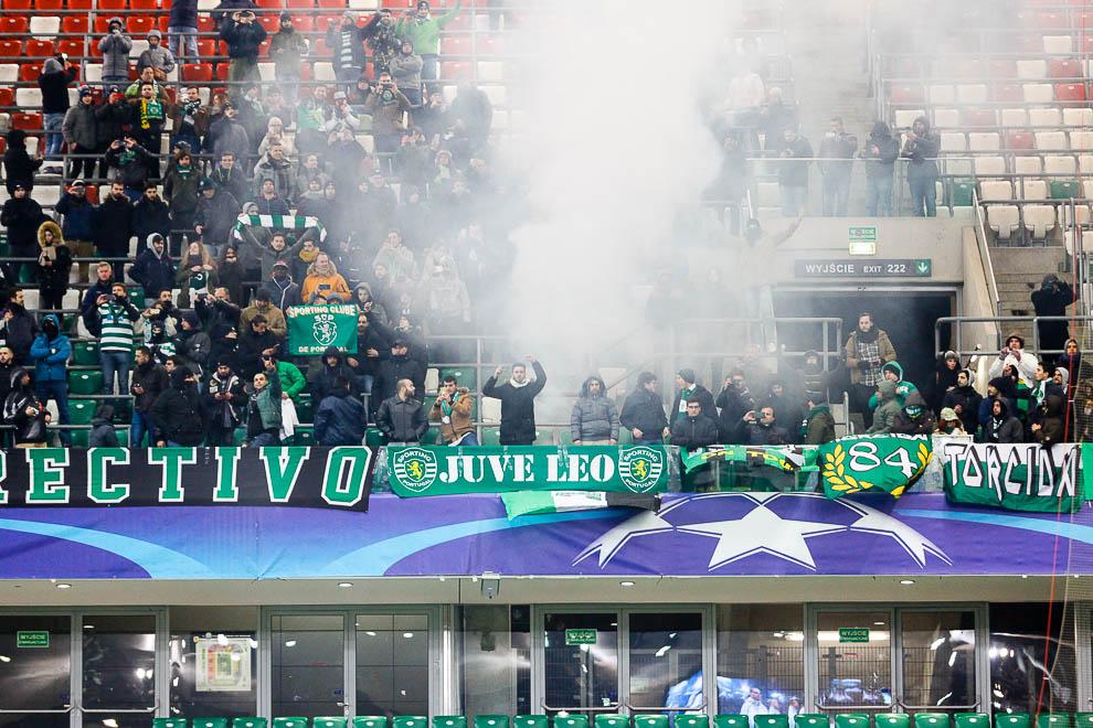 Legia Warszawa 1-0 Sporting Clube de Portugal - fot. Piotr Galas/wiadomosci24.pl (zdjęcie 9 z 27)