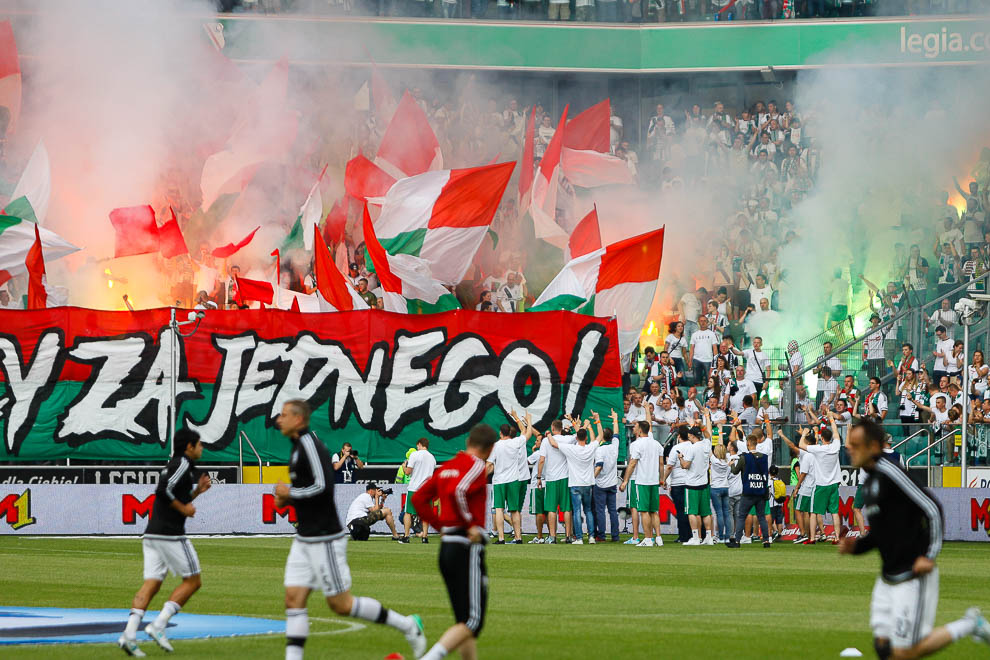 Legia Warszawa 0-0 Lechia Gdańsk - fot. Piotr Galas/wiadomosci24.pl (zdjęcie 10 z 138)