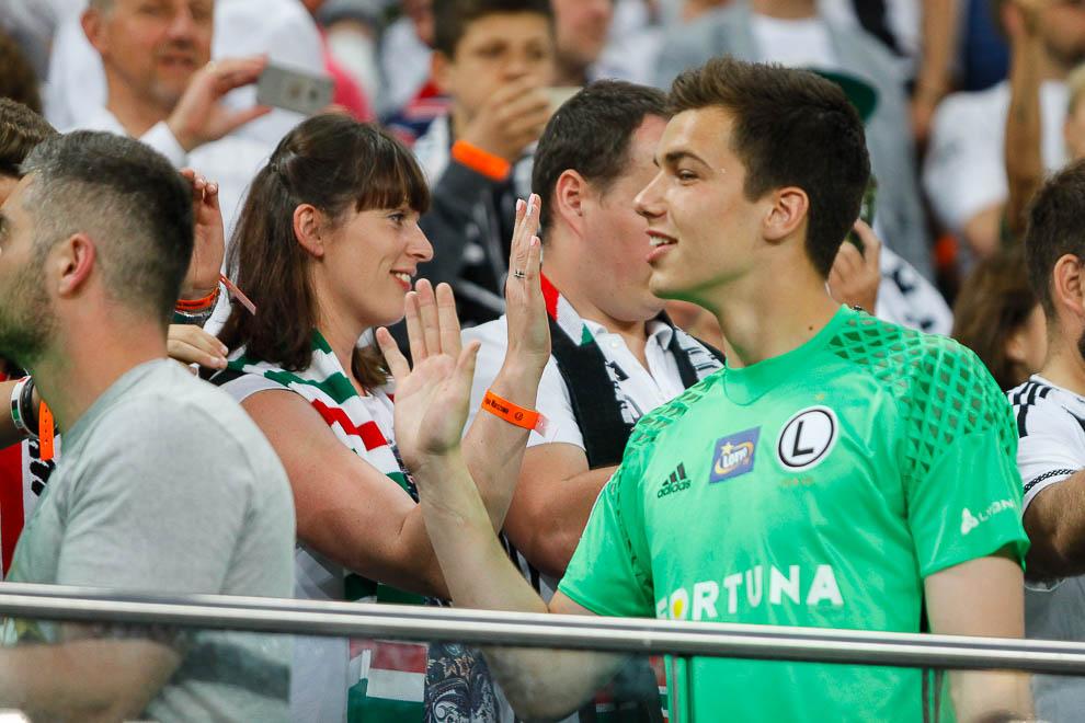 Legia Warszawa 0-0 Lechia Gdańsk - fot. Piotr Galas/wiadomosci24.pl (zdjęcie 100 z 138)